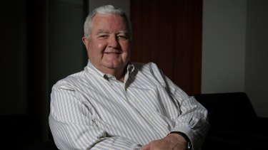 """""""Cautiously optimistic"""": Ian Chubb is calling for a national science strategy."""