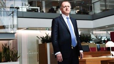 QBE CEO John Neal says he needs more time.