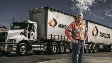 Aurizon's chief Lance Hockridge is a former Diversity Champion but the company is now defending itself against discrimination claims.