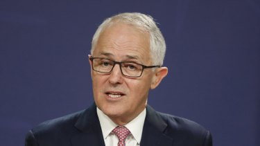 """Malcolm Turnbull: """"If we don't sell [coal] to [India], someone else will.''"""