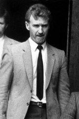 Paul Higgins in 1987.