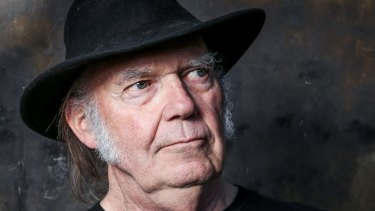 Neil Young will not be coming to Byron Bay for the 2017 Blues Fest.