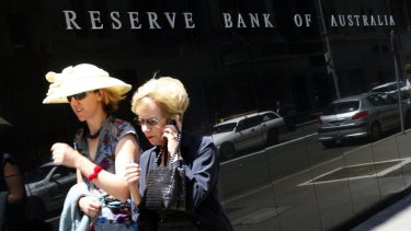 The RBA has kept the faith in its glass half full view of the economy.