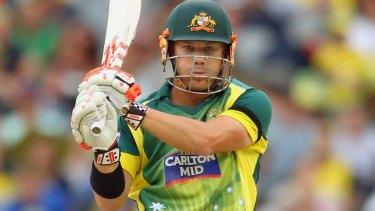 Marquee attraction: Australian batsman David Warner.