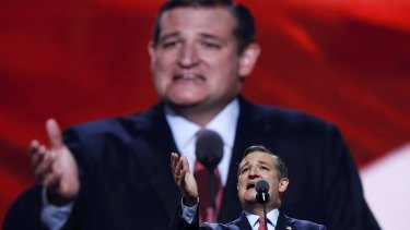 Profile in cowardice: Senator Ted Cruz and the Republican Party.