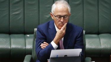 Prime Minister Malcolm Turnbull has rebuked Pauline Hanson.