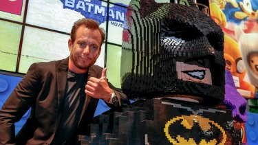 Will Arnett, who voices Batman, provides personality through his comic and dramatic acting abilities.