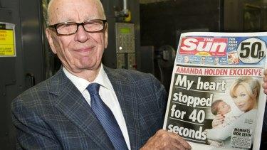 Thurlbeck feels let down by Rupert Murdoch.