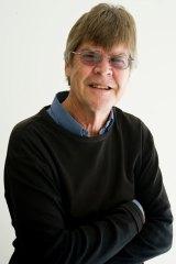 Author Peter Corris.