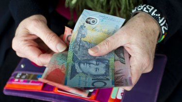 Employees' pay packets have begun showing signs of life with wages and salaries rising by 1.1 per cent in the September quarter after a 1.7 per cent boost in the three months to June.