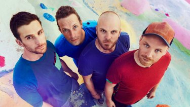 """""""We'd be arseholes for wanting this to be even better.'' Coldplay's seventh album, A Head Full of Dreams sees their enormous popularity undimmed."""
