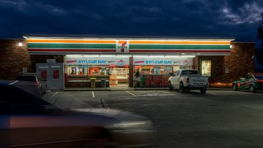 The competition watchdog is eyeing 7-Eleven's franchising practices.