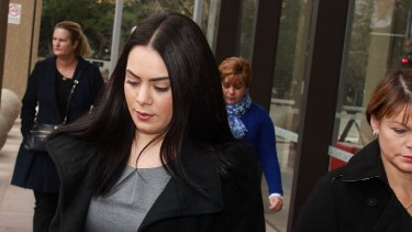 Jessica Silva is appealing her manslaughter conviction in the NSW Court of Criminal Appeal.