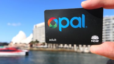 From next year, public transport users will be able to top up their Opal cards at some train stations, ferry wharves and light rail stops.