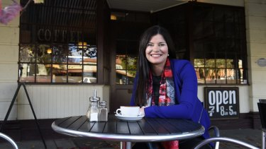 Nationals candidate Sonia Smith sees herself as revitalising the Nationals.