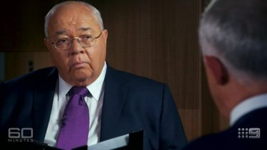Veteran journalist Laurie Oakes pressed the Prime Minister on potential future military action with the US.