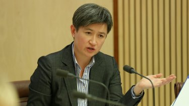 "Senator Penny Wong says Australia should ""not be naive"" about the future of our diplomatic relations."