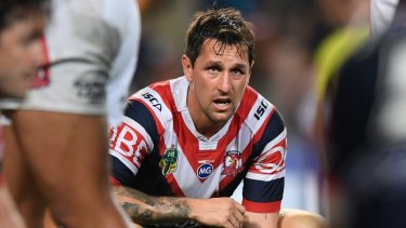 'Lack of decency': As a 10-year player for the Roosters, Mitchell Pearce deserves more respect, says Steve Roach.