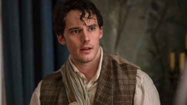 Sam Claflin in My Cousin Rachel.