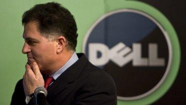 Dell CEO Michael Dell.