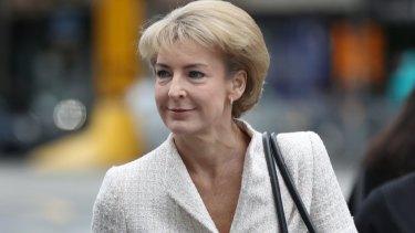 "Michaelia Cash said the measures would enhance the sector ""as a direct pathway into Australia's labour market""."