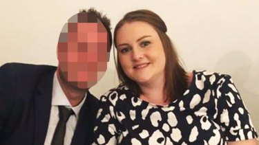 Lauren Cranston's lawyer told the court she was eight months pregnant and had no money.