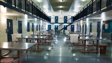 Prison staff were assaulted at Woodford correctional centre.