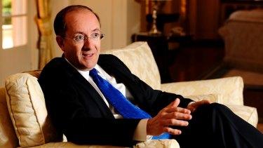 Australia's ambassador to France, Stephen Brady.