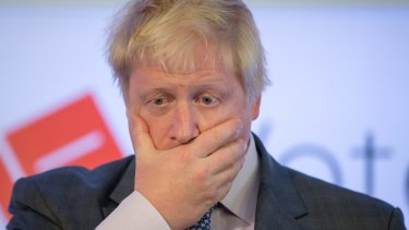 Boris Johnson wants the UK to leave the EU.