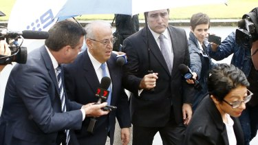 The Obeid's legal bills for a variety of cases are believed to be more than $5 million.