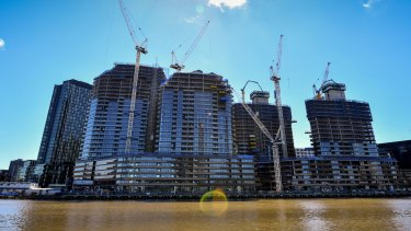Fast-growing Sydney and Melbourne no longer look like the rest of Australia.