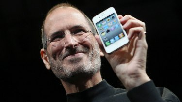 Bad call: Steve Jobs.