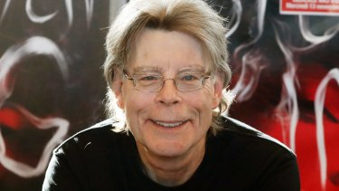 Stephen King has taken aim at President Trump in a series of hilarious, but haunting, tweets.