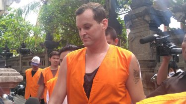 Perth man Thomas Harman allegedly stole a $400 pair of Gucci sunglasses from a Bali airport duty free shop.
