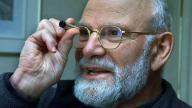 """Oliver Sacks: """"It is up to me now to choose how to live out the months that remain to me. I have to live in the richest, deepest, most productive way I can."""""""