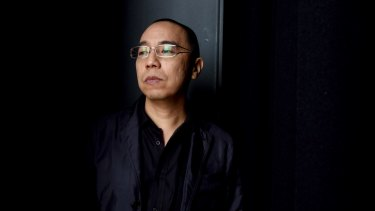 Visionary ... Thai film-maker and artist Apichatpong Weerasethakul.