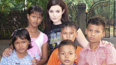 Tara Winkler rescued 14 children from their former, corrupt orphanage, where they were the victims of abuse and neglect.