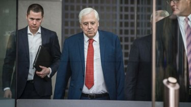 Clive Palmer will appeal last month's Supreme Court ruling,