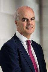 Medibank CEO Craig Drummond.