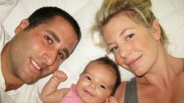 Ali Elamine has been in a custody dispute with his estranged wife Sally Faulkner.