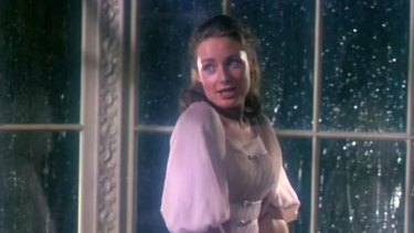 Actress Charmian Carr plays Liesl as she performs the classic song Sixteen, Going on Seventeen from the movie The Sound of Music.