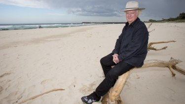 Mayor of Ballina Shire, David Wright.