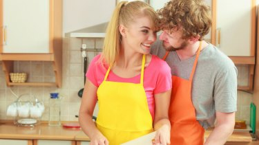 Working adults in the United States reported higher life satisfaction if they regularly paid to outsource household tasks such as cooking, shopping and general maintenance.