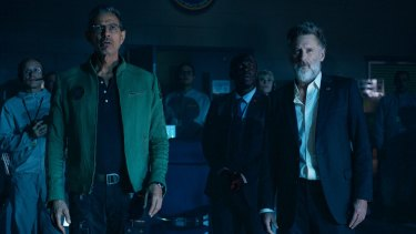 Jeff Goldblum and Bill Pullman are back in <i>Independence Day: Resurgence</i>.