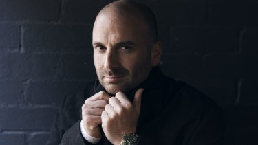 George Calombaris is facing legal action over food poisoning at his Hellenic Republic restaurant in Kew.
