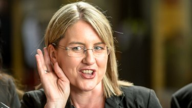 Public Transport Minister Jacinta Allan said everything possible would be done to minimise disruption.