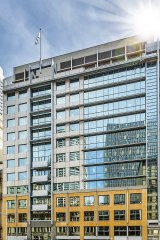 Exchange House at 10 Bridge Street, Sydney, is being sold by Coweley Australia (part of ST Real Estate Group).