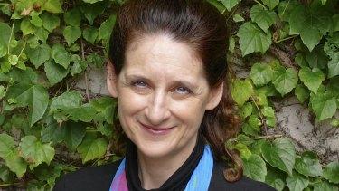 Author Helen O'Neill.