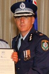 Assistant commissioner Michael Fuller.