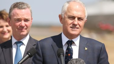 """Prime Minister Malcolm Turnbull has """"fixed"""" school funding, says frontbencher Christopher Pyne."""